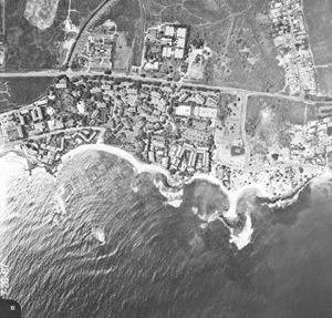 7-28-1987 Airsurvey aerial photo of Po'ipū.